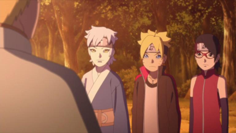 Boruto Naruto le film fr et vostfr - VidInfo