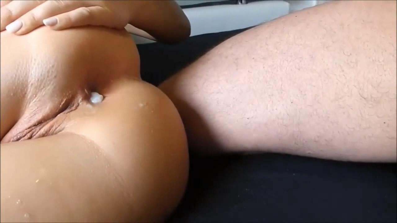 Lesbian orgy strap on titty fuck