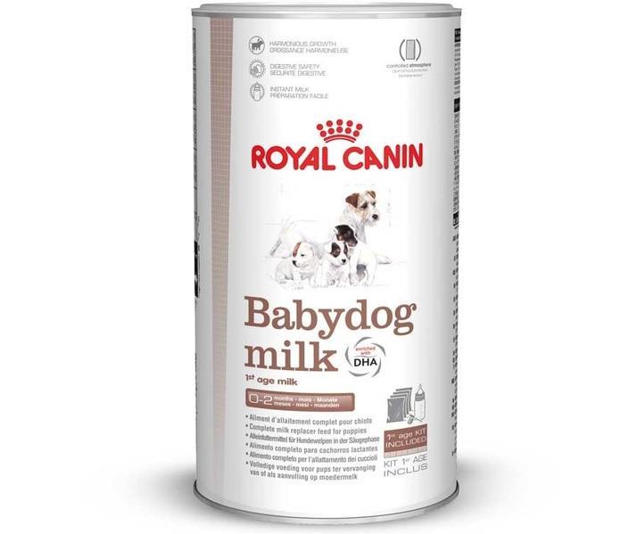 Baby dog milk корм royal canin