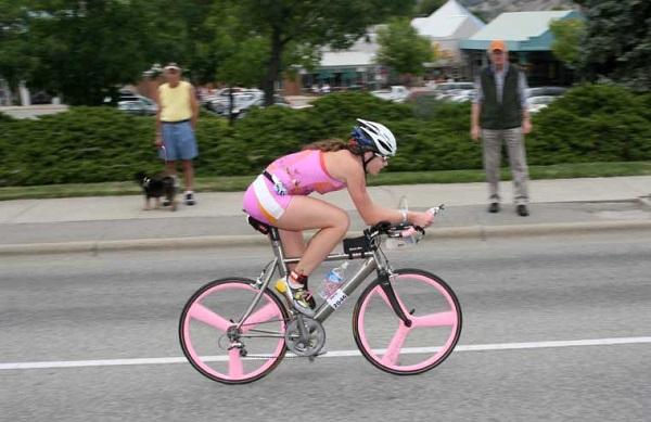 Полезна ли езда на велосипеде для похудения?