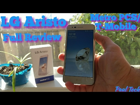 User guide LG aristo