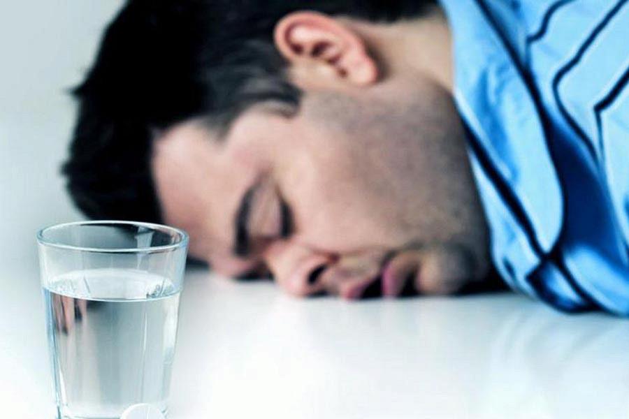 Бессонница после запоя чем лечить