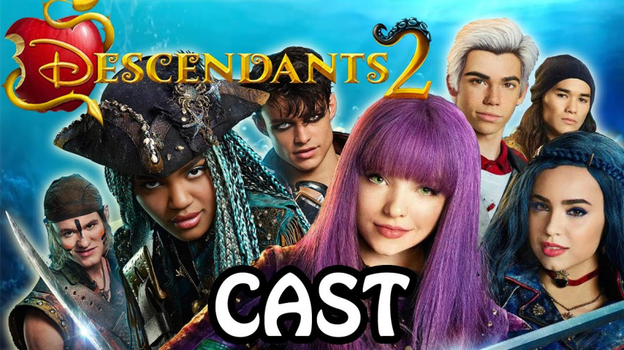 DESCENDANTS (2015) - Video Dailymotion