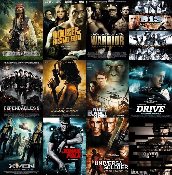 Top new action movies 2014/2015 full english best action