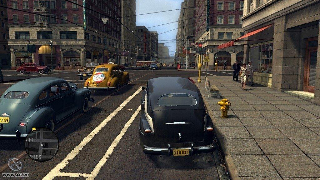 LA Noire download torrent for PC - Gamer-Torrentcom