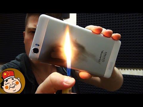 Хороший китайский смартфон с мощной батареей на алиэкспресс