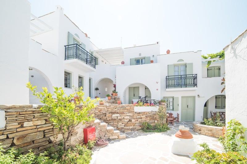 Дом в Агиос Георгиос до 4 млн рублей