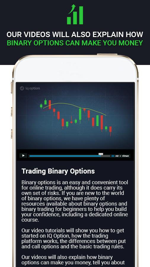 binary options online course