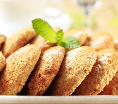 Рецепт Миндальное воздушное печенье