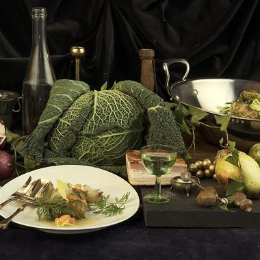 Рецепт Голубцы изсавойской капусты