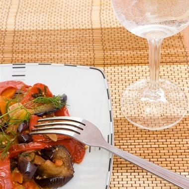 Рецепт Тушеные баклажаны по‑сицилийски
