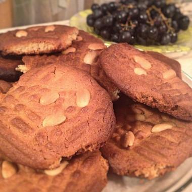 Рецепт Печенье изарахисового масла