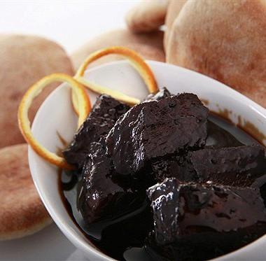 Рецепт Баранина счерносливом