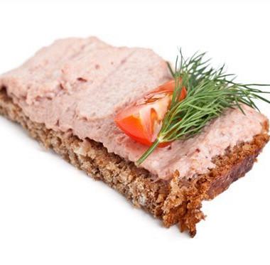 Рецепт Горячие бутерброды спеченью трески
