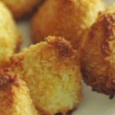 Рецепт Быстрое кокосовое печенье смедом