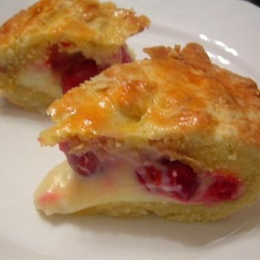 Рецепт Баскский пирог свишней
