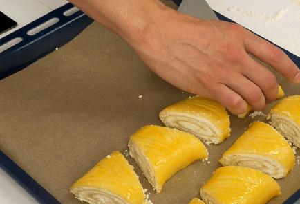 Фото приготовления рецепта: Гата - шаг 6