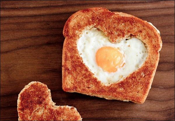 Как сделать яичницу рецепт 720