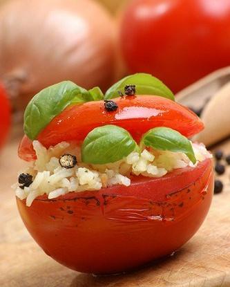 Фаршированные помидоры по-турецки