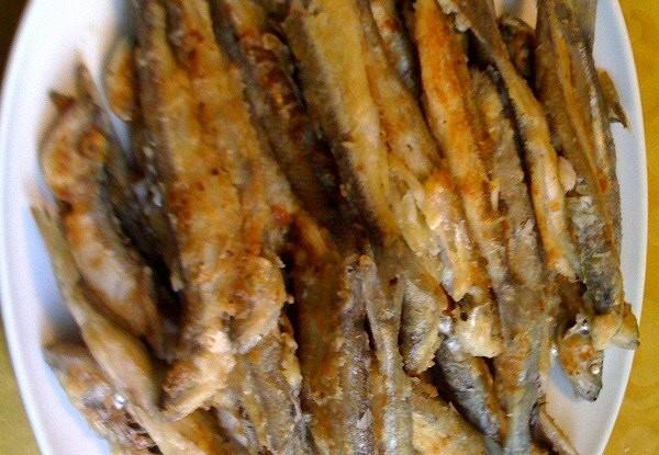 рецепт блюд из корюшки