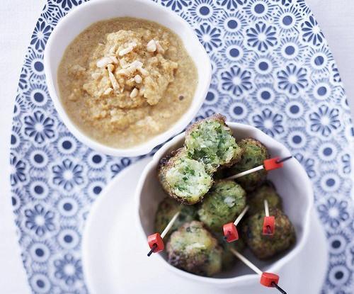 Индонезийский арахисовый соус