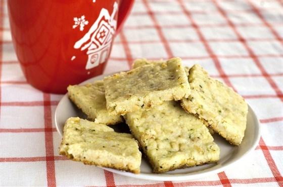 Песочное печенье на сметане