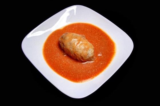 Соус Томатный (для жареного мяса, рубленых котлет, мозгов, жарееных в сухарях, и др.)