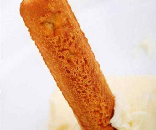 Палочки с ветчиной и сыром