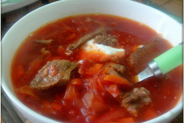 Рецепт борща армянского