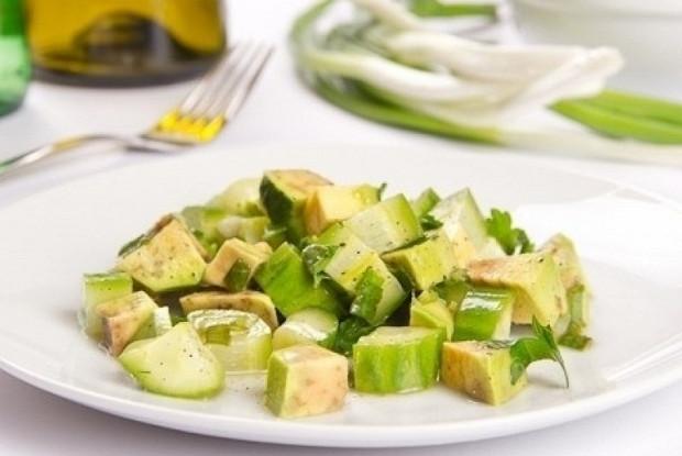 Соус сальса с авокадо