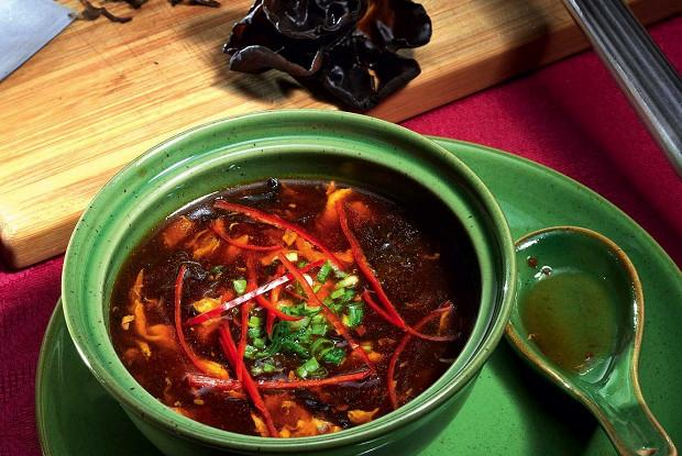 как приготовить кисло острый суп