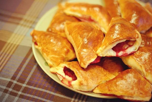 французские пирожки с яблоками рецепт с фото