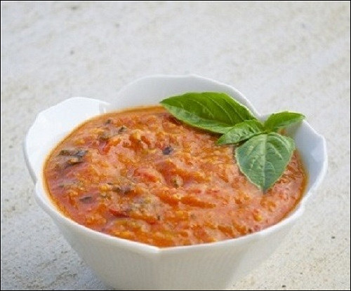 Грибная подлива из шампиньонов с томатной пастой рецепт 189