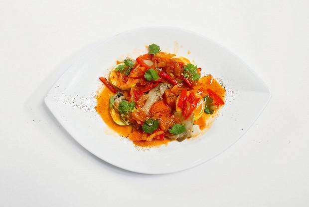 Низкокалорийные постные рецепты рагу с тыквой