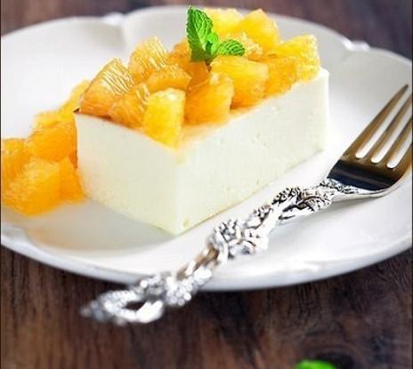 Низкокалорийные десерты с творога и банана