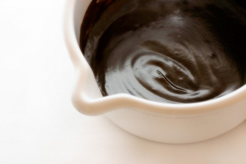 Ганаш шоколадный