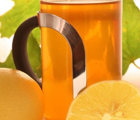 Квас лимонный
