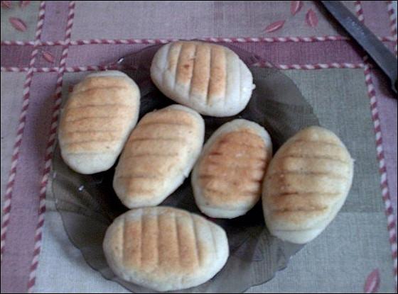 Кукурузные лепешки мчади