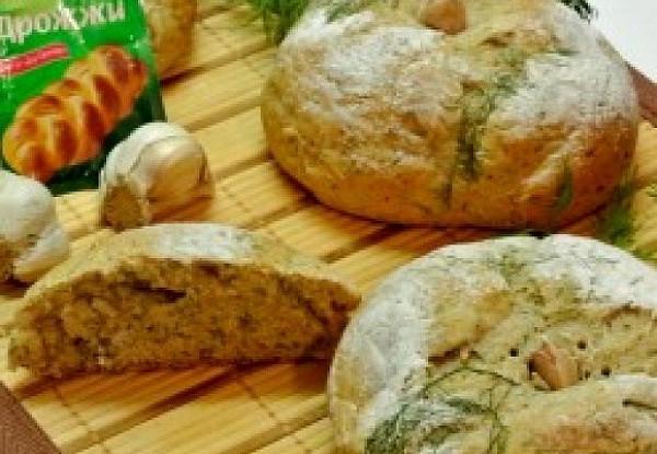 Домашний хлеб (ржаной)