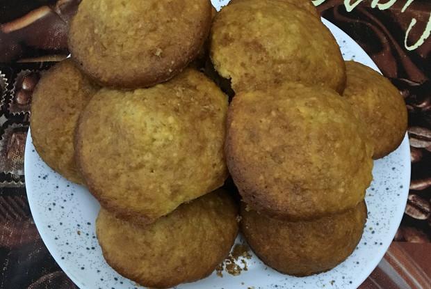 Грейпфрутовые кексы