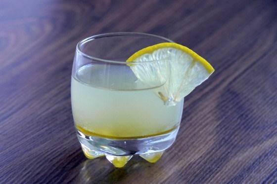 Имбирная водка