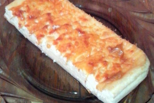 Пышный омлет с сыром