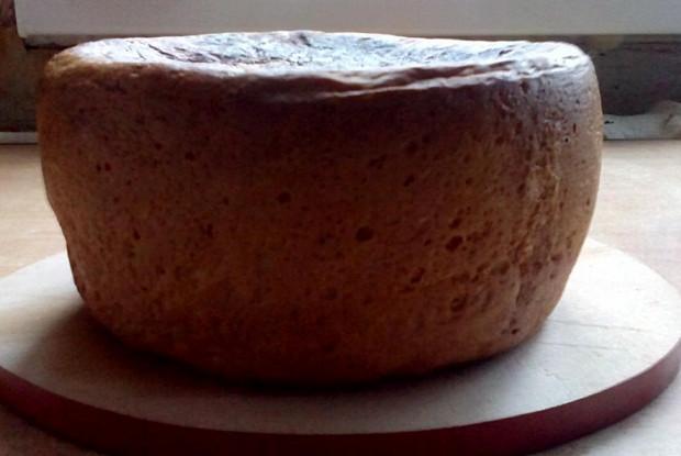 Пшеничный дрожжевой хлеб в мультиварке