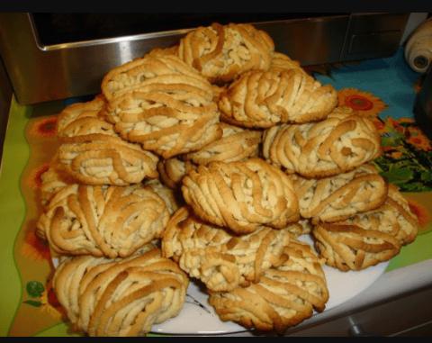 Печенье «через мясорубку»