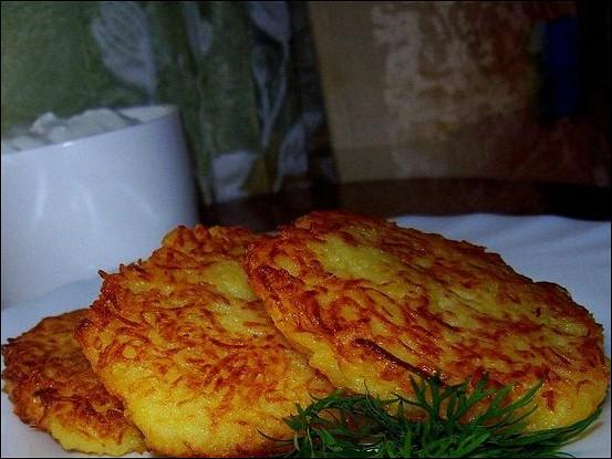 Драники белорусская кухня рецепты с фото — pic 1