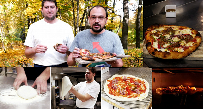 Как сделать пиццу как в «Зотмане»