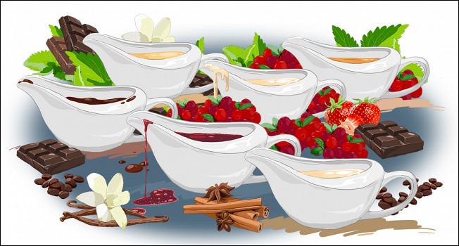 Кондитерские соусы— для чего какой подходит и как их делать