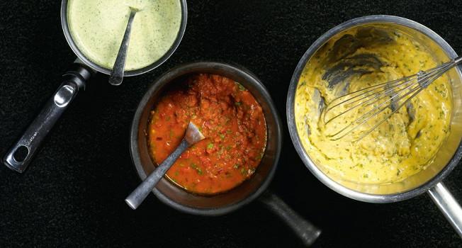 7 соусов для мяса, птицы и много чего еще