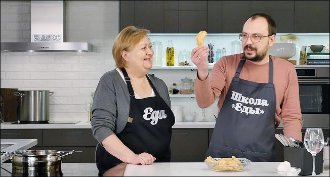 Ольга Сюткина в гостях у «Еды»