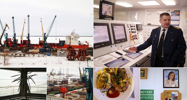 Что едят на Северном морском пути